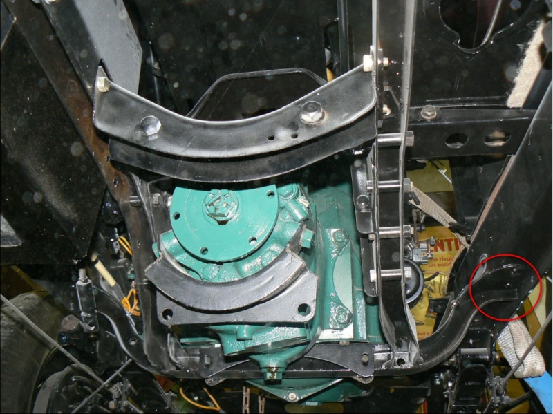 ce posible la reparation du chasis Chassi11