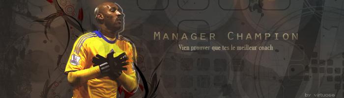 Manager-champion