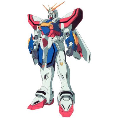 Mobile Fighter G Gundam Gf13-010