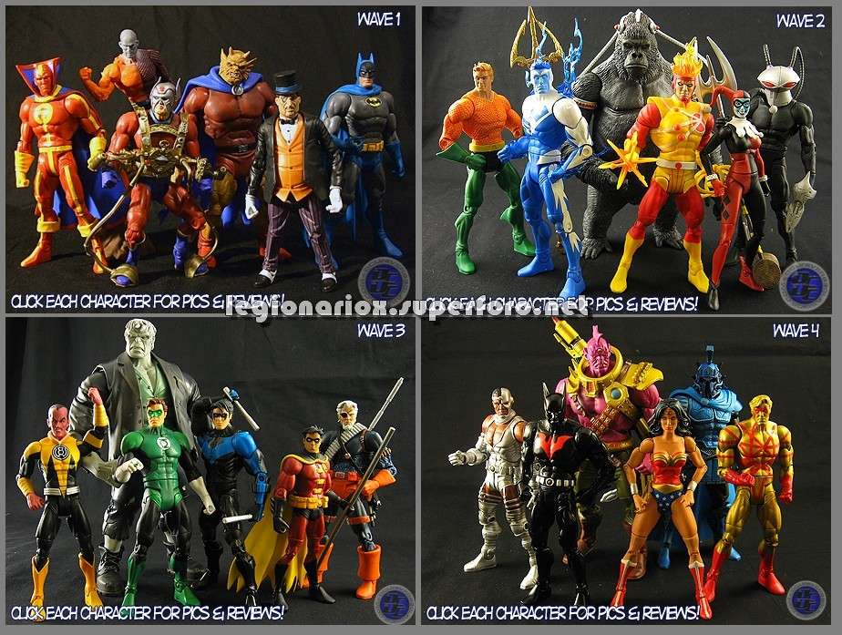 Caí en la tentacion de DC universe classics!! Untitl12