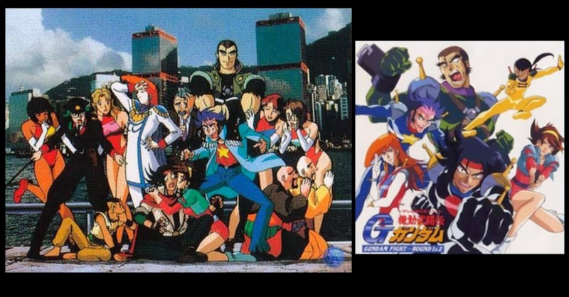 Mobile Fighter G Gundam Untitl26