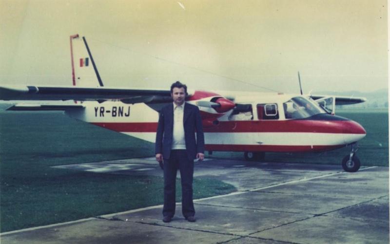 BN-2 Islander YR-BNK Bn-2_010