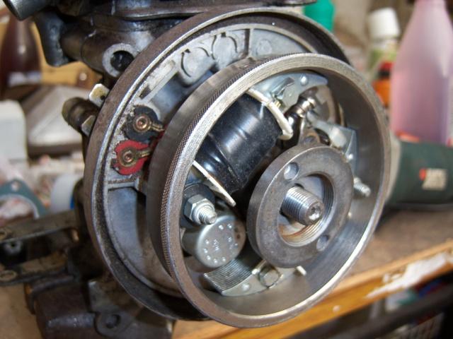 Desmontar todo el encendido de un motor de AV3 100_3210