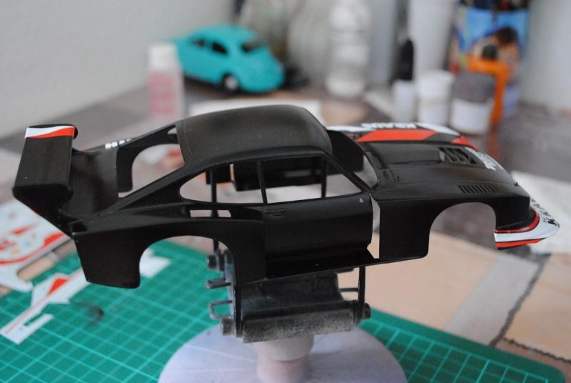 FORD CAPRI TURBO   BLACK CAR Dsc_0062