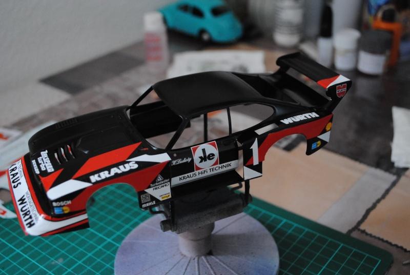 FORD CAPRI TURBO   BLACK CAR Dsc_0063