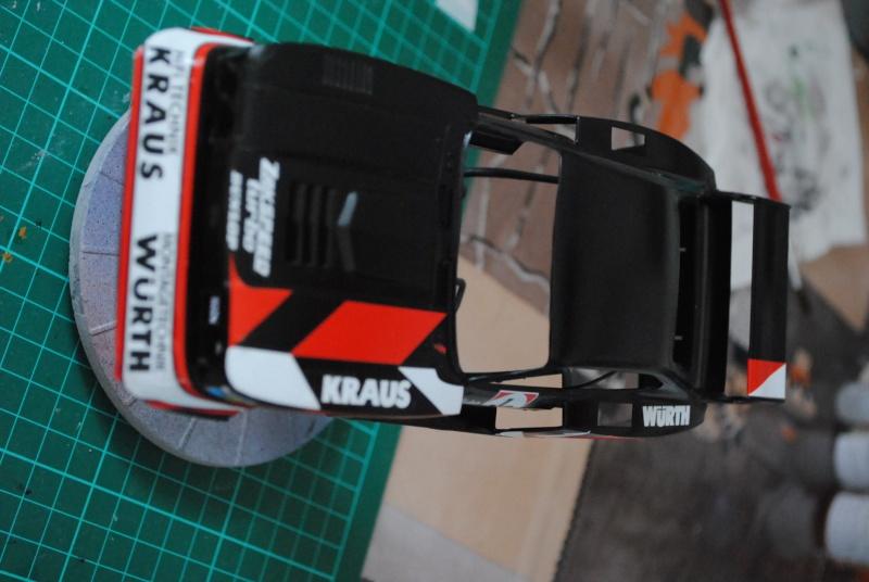 FORD CAPRI TURBO   BLACK CAR Dsc_0064