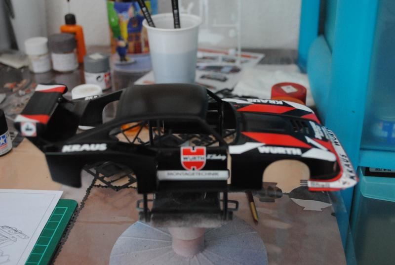 FORD CAPRI TURBO   BLACK CAR Dsc_0068