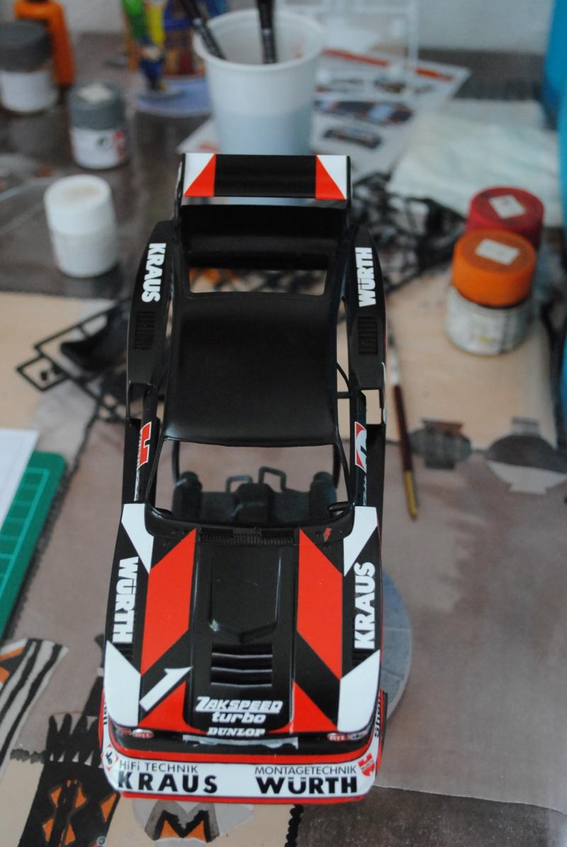 FORD CAPRI TURBO   BLACK CAR Dsc_0070