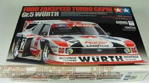 FORD CAPRI TURBO   BLACK CAR Images19