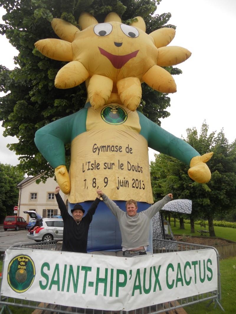 2013 : Cap sur les tropiques avec la Saint-Hip'aux cactus Dscn7943