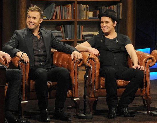 TT dans The Tubridy Tonight Show, RTE1 (dec 2008) Big20017