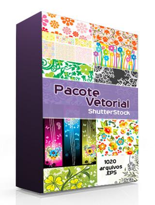 [ VETOR ] Pacote Vetorial - ShutterStock 1020 arquivos .EPS [ 471 MB ] Pacote10