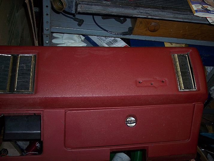 Dash restoration: I need another option! 73red110