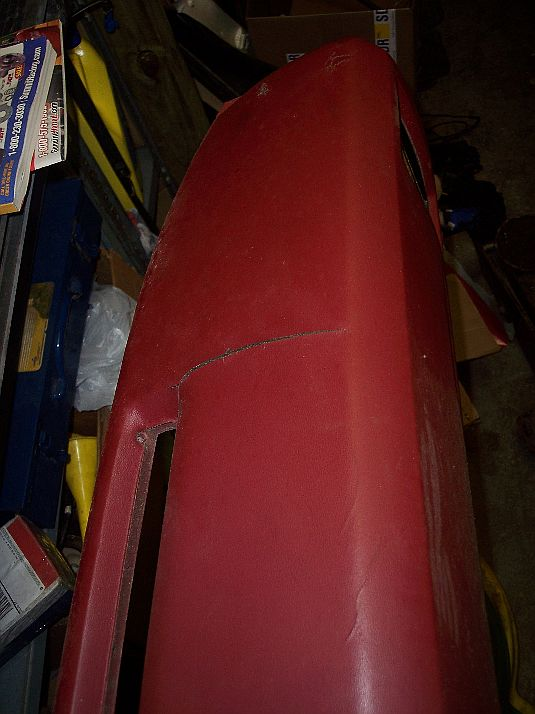 Dash restoration: I need another option! 73red210