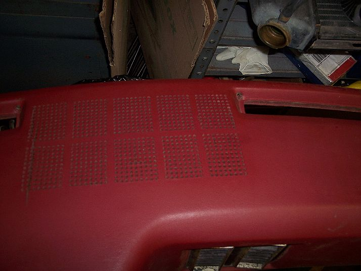 Dash restoration: I need another option! 73red310