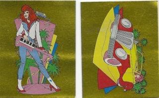 Jem et les Hologrammes (HASBRO) 1986 - 1987 12-15-10