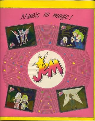 Jem et les Hologrammes (HASBRO) 1986 - 1987 12_15_23