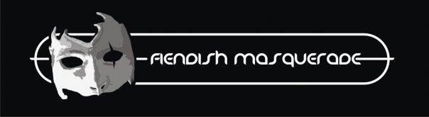 Сайт воронежской группы Fiendish Masquerade