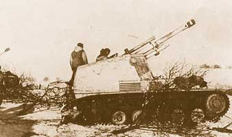 Wespe Sd Kfz 124 Wespe310