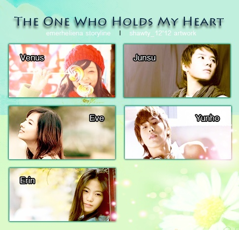[REQ. FANFIC] THE ONE WHO HOLDS MY HEART (CHAPTERED FIC) (ON-GOING) Theone10