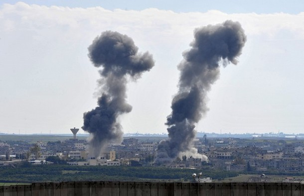 Desolés Gaza...!! 610x10