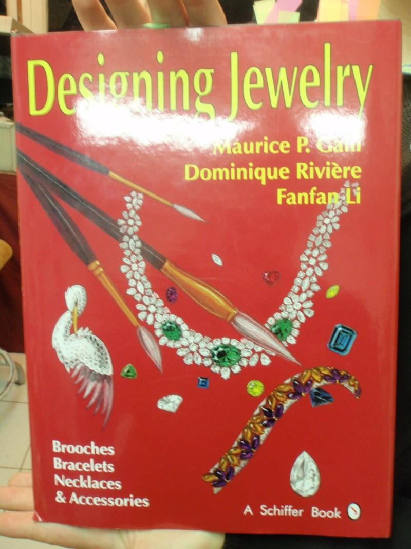 Livres sur la peinture des bijoux Pb101811