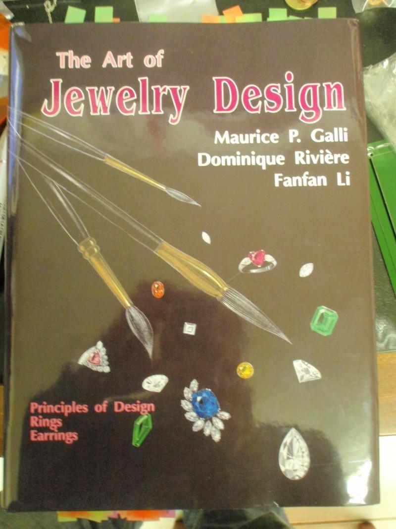 Livres sur la peinture des bijoux Pb101812