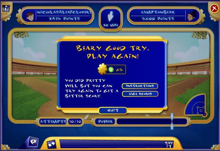 Third Baseball round Baseba11