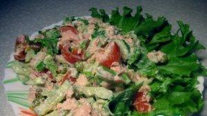 Список рецептов: Салаты Salat_12
