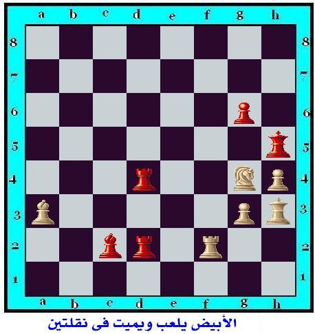 مسائل شطرنج للمستوى المتوسط(4) Chess_12