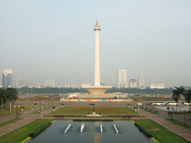 [Indonésie] - Monument National Central de Jakarta 11650710