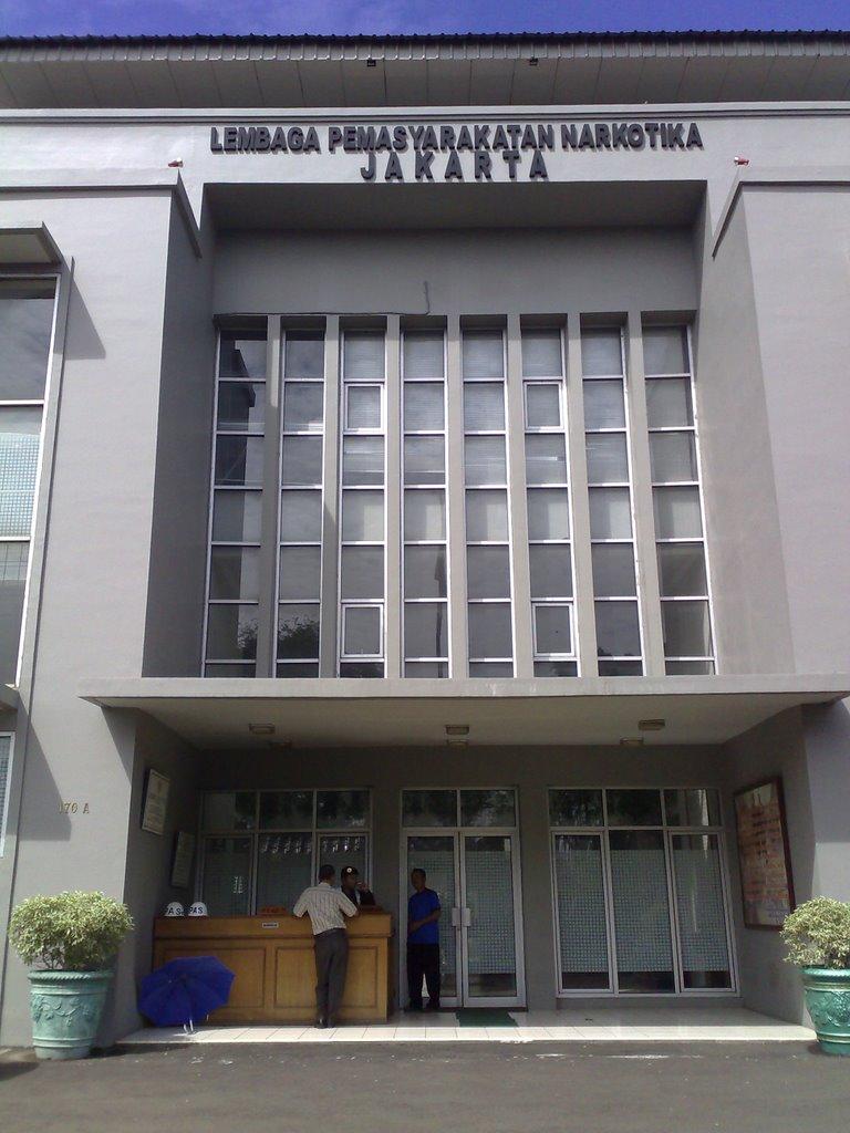 [Indonésie] - Narcotic Prison Cpinang (où est incarcéré Michaël Blanc) 13173711