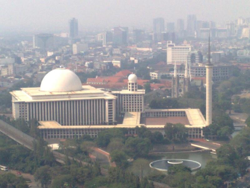 [Indonésie] - Istiqlal Mosquée Jakarta  13429010