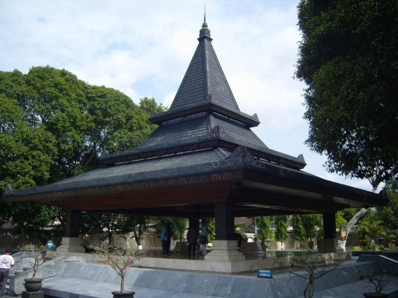 [Indonésie] - Musée et Tombeau de Soekarno (Bendogerit) 16706410
