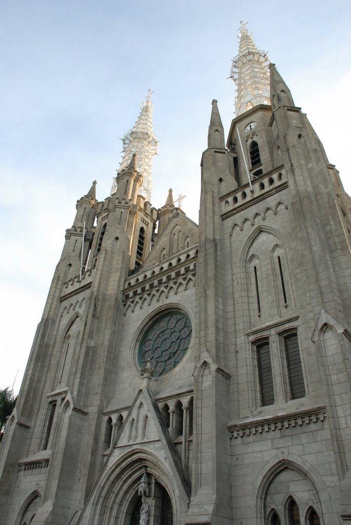 [Indonésie] - La Cathédrale Sainte-Marie de Jakarta 25800810