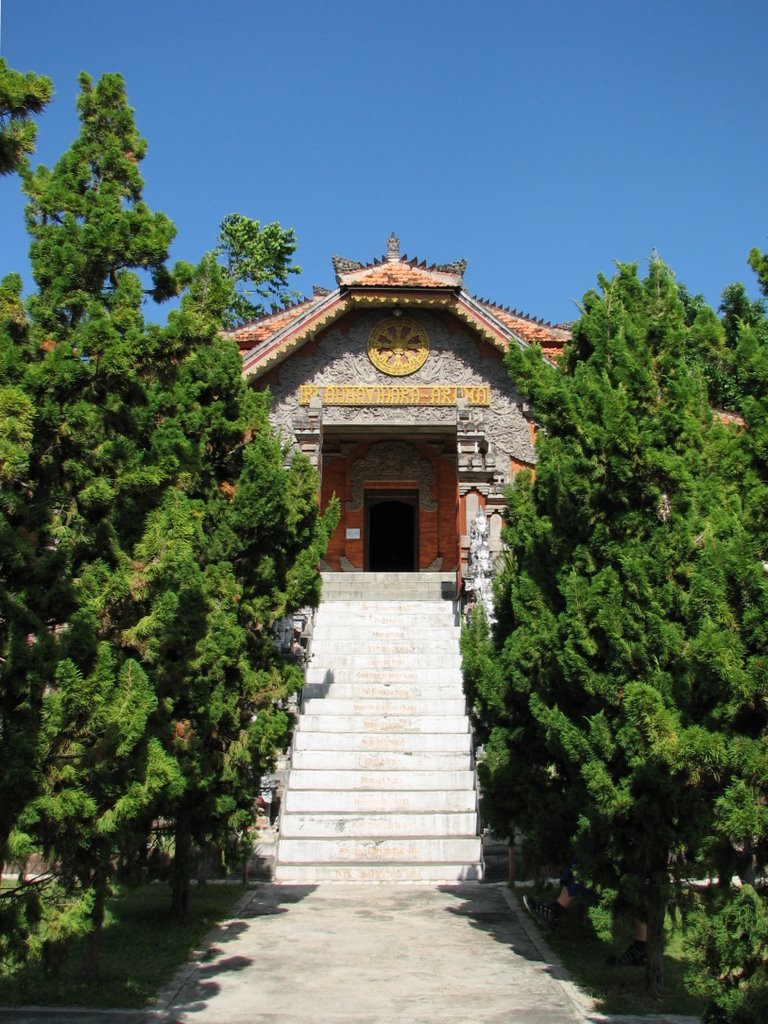 [Indonésie] - Brahmavira Arama monastère bouddhiste  26680410