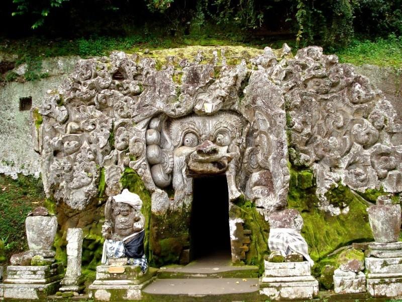 [Indonésie] - Temple Goa Gajah 35667010