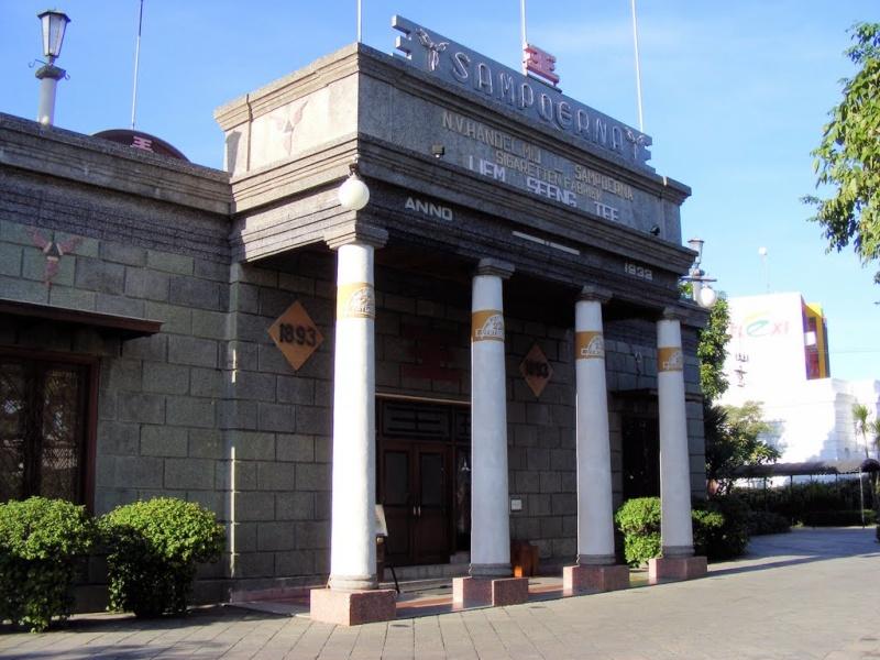 [Indonésie] - Maison de la Sampoerna Surabaya 37809010