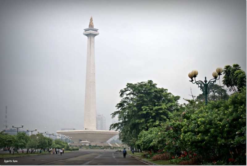[Indonésie] - Monument National Central de Jakarta 47859010