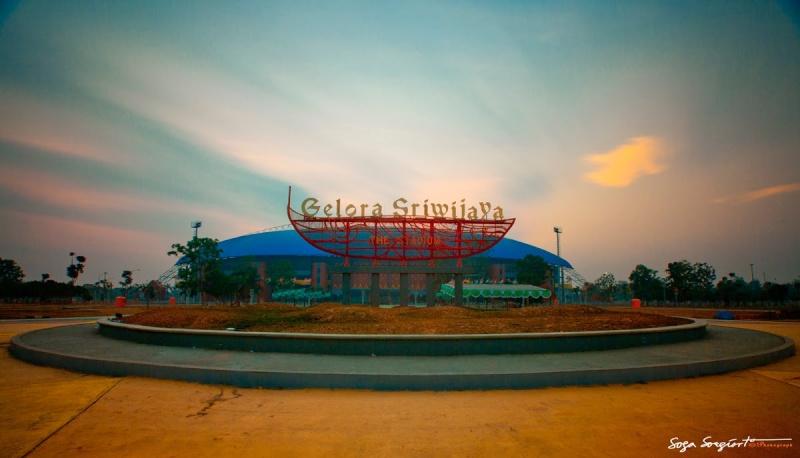 [Indonésie] - Stade Gelora Sriwijaya (Palembang) 58892210