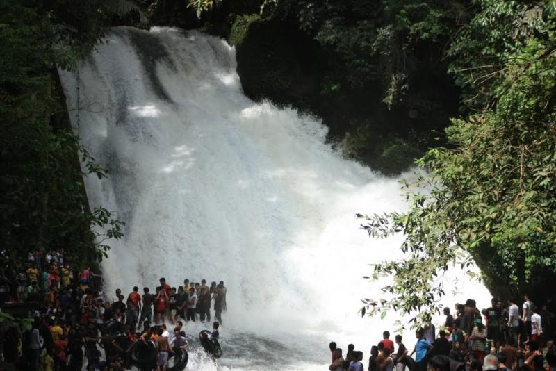[Indonésie] - Cascade de Bantimurung (Maros) 61243510