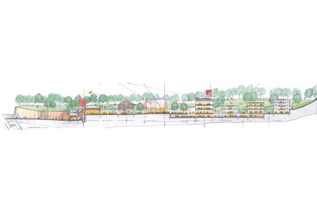 [Désormais visible sur Google Earth] - Nouvelle Université de Picardie Jules-Verne à Amiens 625x4110