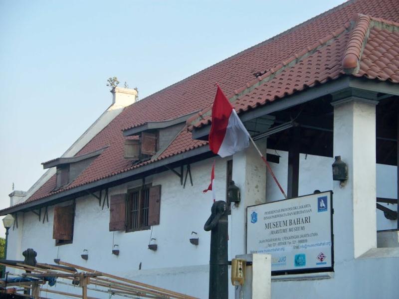 [Indonésie] - Musée Maritime Sunda Kelapa 76866510