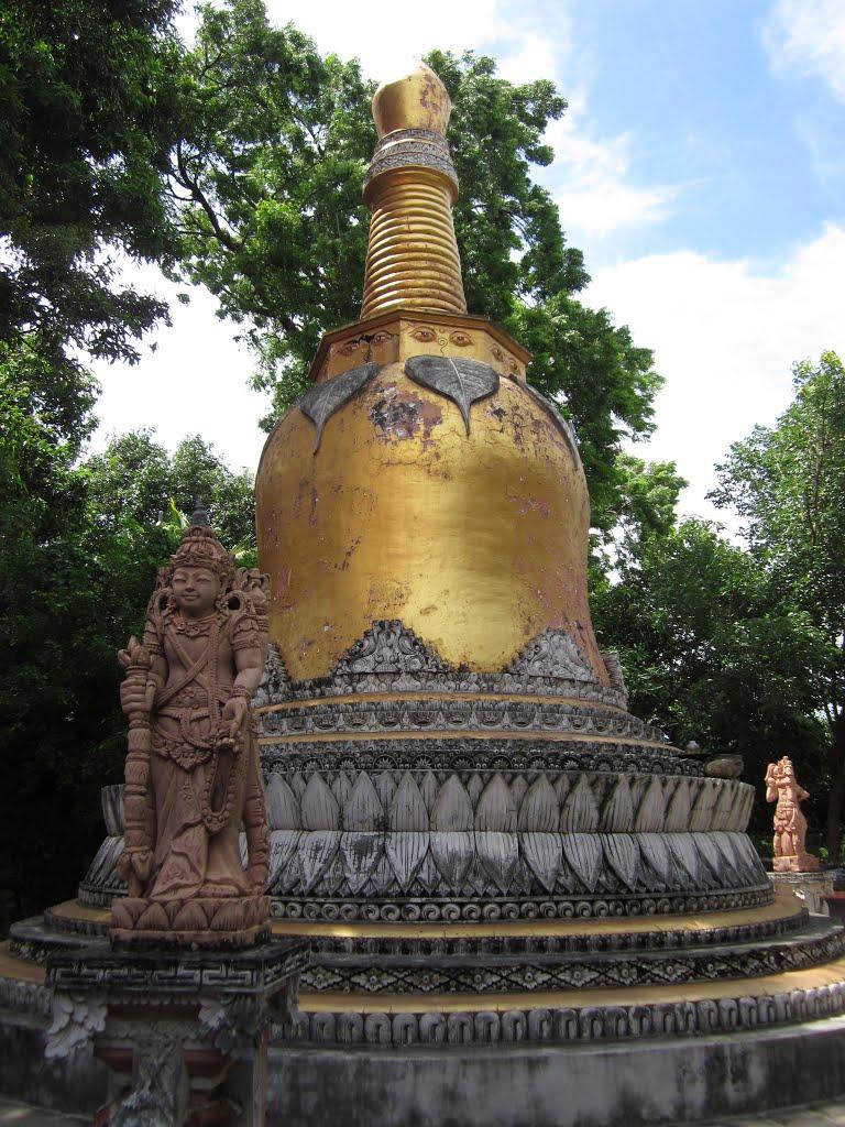 [Indonésie] - Brahmavira Arama monastère bouddhiste  84387010