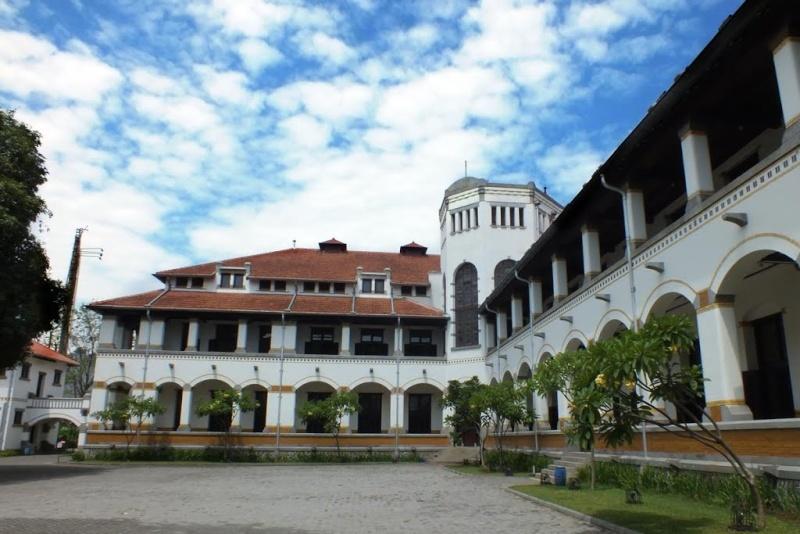 [Indonésie] - Lawang Sewu Semarang 87696010