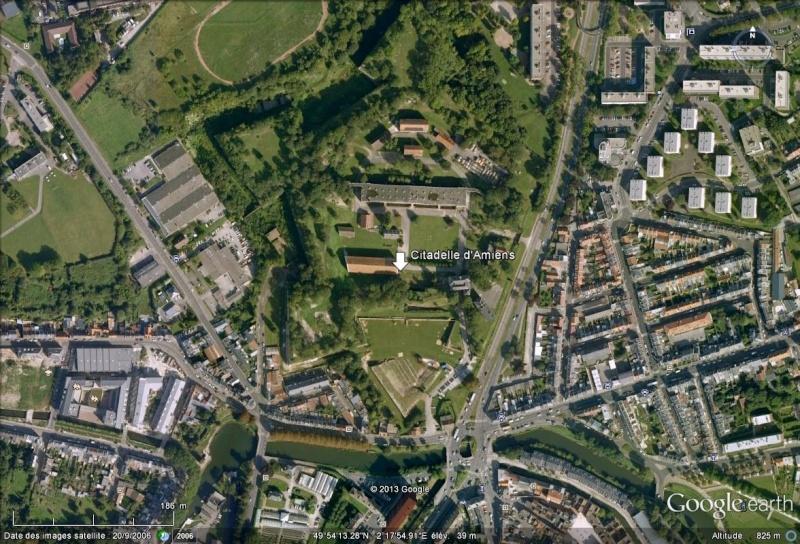 [Désormais visible sur Google Earth] - Nouvelle Université de Picardie Jules-Verne à Amiens Citade10