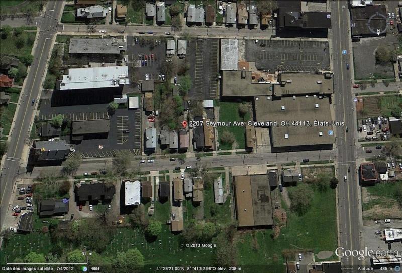 Trois jeunes femmes disparues depuis dix ans retrouvées Cleveland États-Unis Clevel10