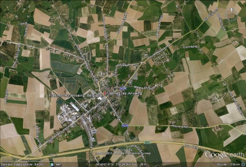 Un radar-poubelle dans la commune belge de Frasnes-lez-Anvaing Frasne10