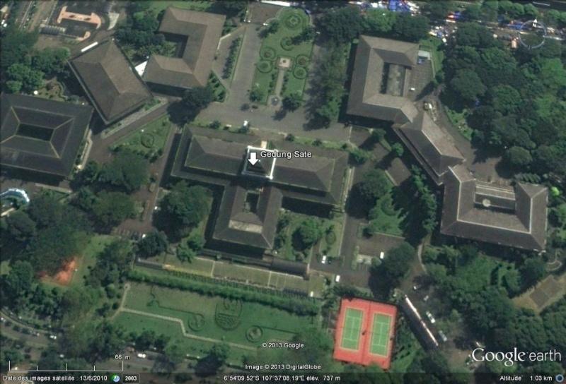 [Indonésie] - Gedung Sate (Bandung) Gedung10
