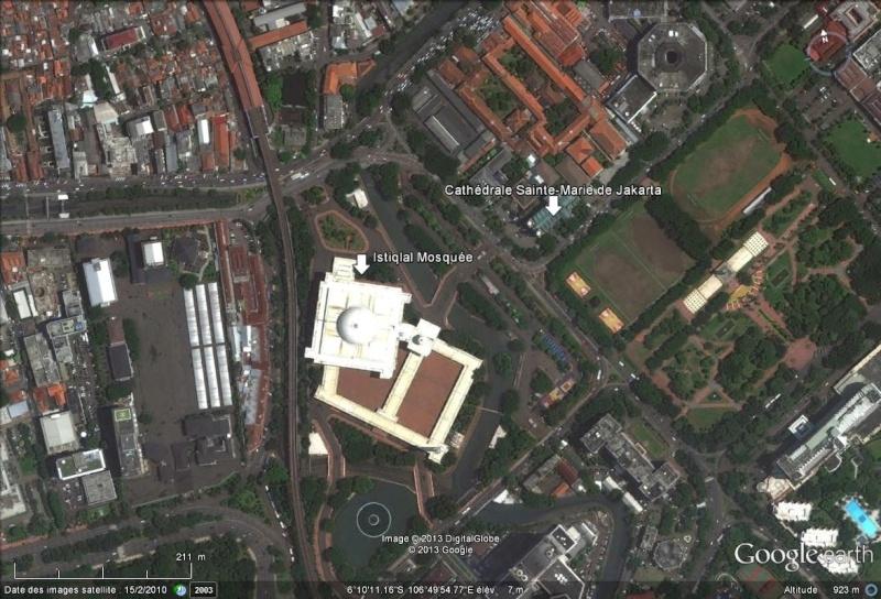 [Indonésie] - Istiqlal Mosquée Jakarta  Istiql11